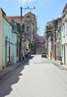 Scalinata di Padre Pico, Santiago de Cuba, Cuba