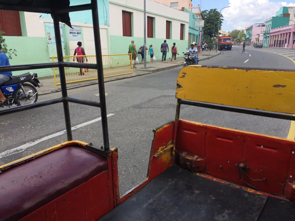 Truck Taxi, Santiago de Cuba, Cuba.jpg
