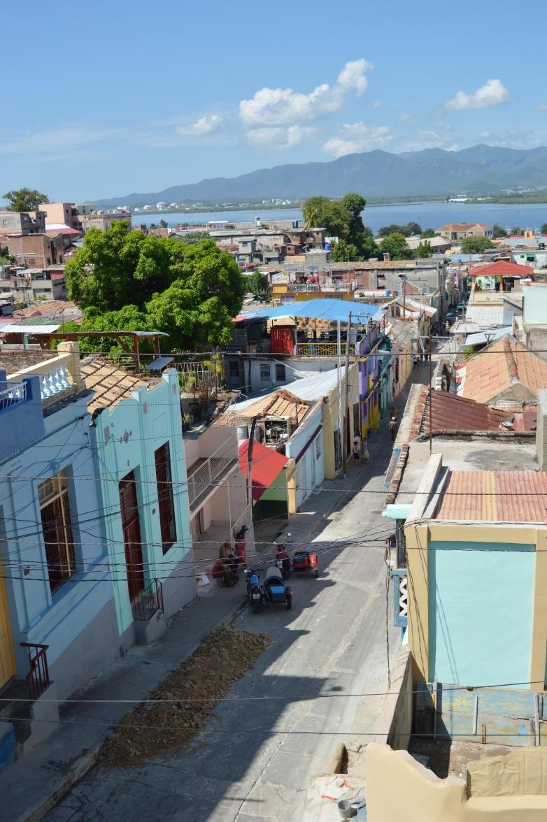 View from Balcón de Velázquez, Santiago de Cuba, Cuba 1.jpg