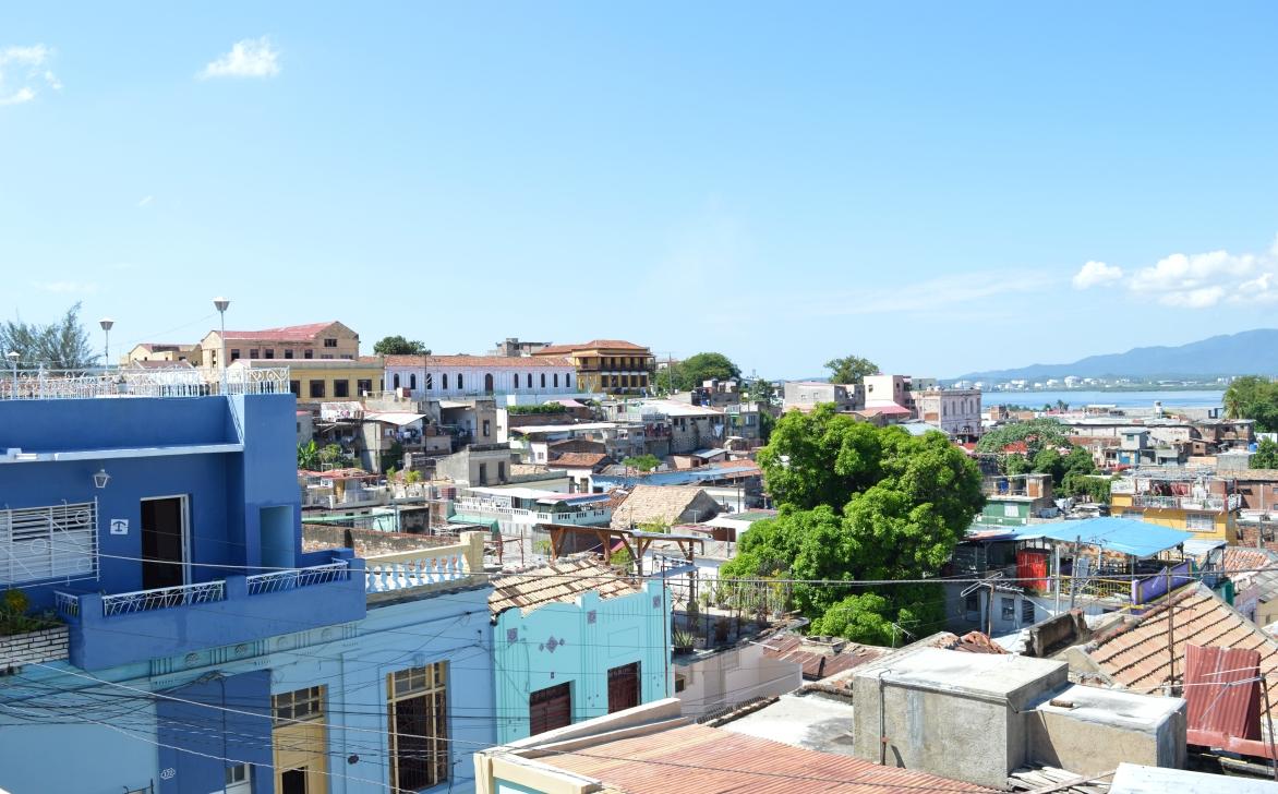 View from Balcón de Velázquez, Santiago de Cuba, Cuba.jpg