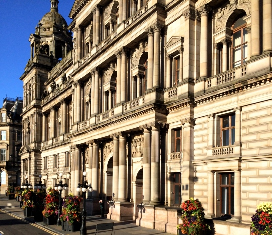 Glasgow City Chambers, Scotland