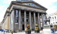 Glasgow Gallery of Modern Art, Scotland