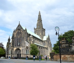 St Giles Cathedral, Glasgow Scotland