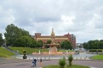 The Doulton Fountain, Glasgow Scotland