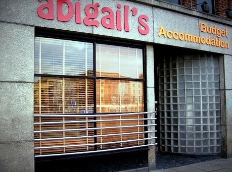 Abigail's Hostel, Dublin, Ireland