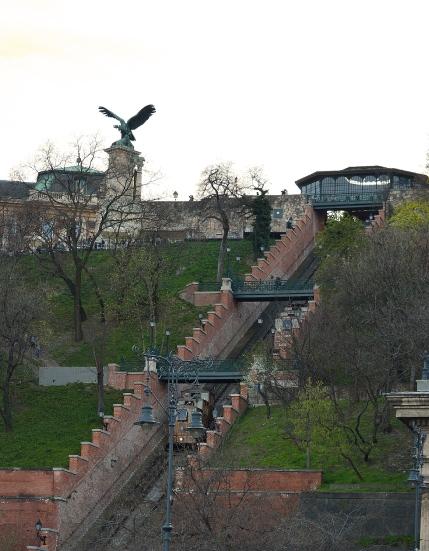 Funicular Railway, Budapest, Hungary