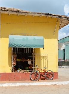 Grocer's Shop, Trinidad, Cuba