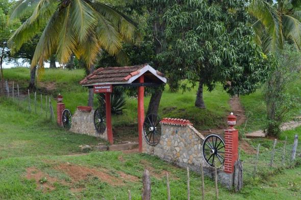 Hacienda Guachinango, Trinidad, Cuba