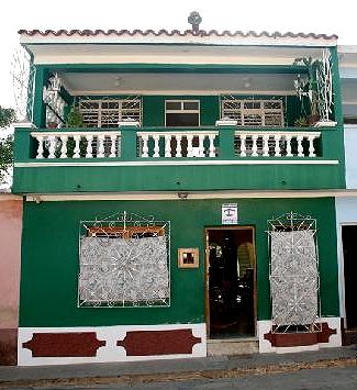 Hostal Sandra y Victor, Trinidad, Cuba