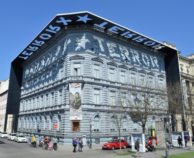 House of Terror, Budapest, Hungary