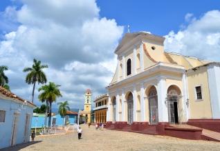 Iglesia de la Santisima Trinidad, Cuba