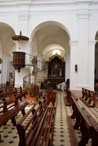 Inside Iglesia del la Santisima Trinidad, Cuba