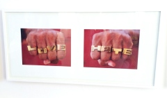 Isaac Julien, Love Hate, IMOMA, Dublin, Ireland