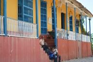 Locals of Trinidad, Cuba