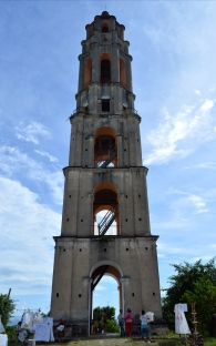 Manca-Inznaga Estate Tower, Trinidad, Cuba