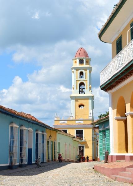 Museo de la Lucha Contra Bandios, Trinidad, Cuba