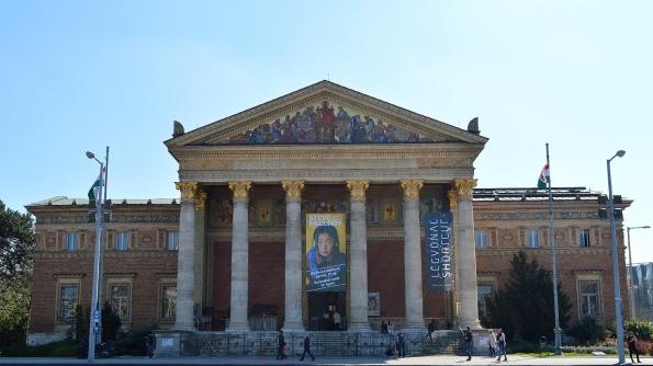 Museum of Fine Art, Budapest, Hungary 1