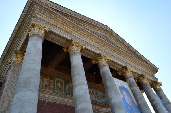 Museum of Fine Art, Budapest, Hungary 2