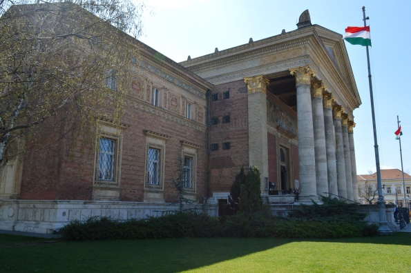 Museum of Fine Arts, Budapest, Hungary