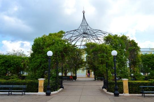 Parque Cespesdes, Trinidad, Cuba