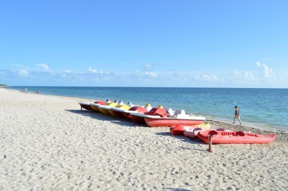 Playa Ancon, Trinidad, Cuba