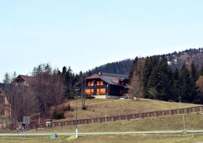 Slokavian House, Donovaly, Slovakia