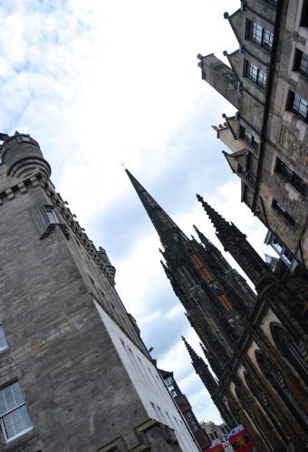 St John's Highland Church, Edinburgh, Scotland