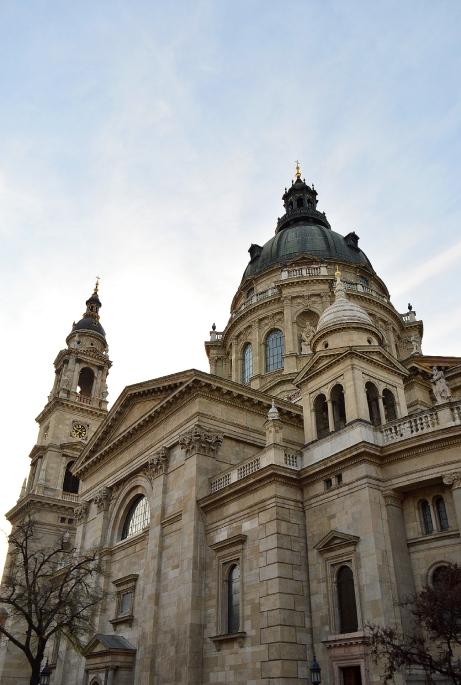 St Stephen's Bascilica, Budapest, Hungary