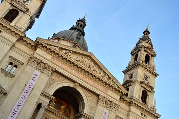 St Stephen's Basilica, Budapest, Hungary