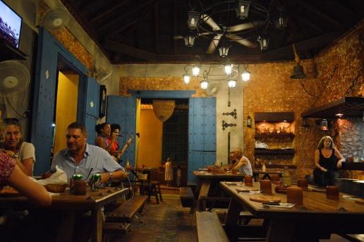 Taberna La Bojita, Trinidad, Cuba