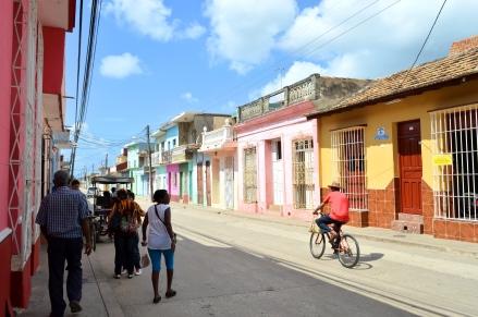 The Beautiful Streets of Trinidad, Cuba