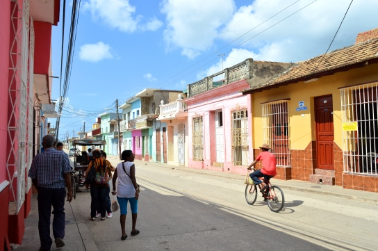 The Beautiful Streets of Trinidad, Cuba