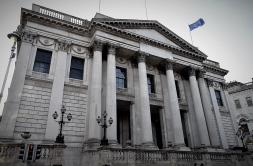 The City Hall, Dublin, Ireland