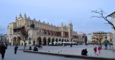 The Cloth Hall, Krakow, Poland