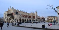 The Cloth Hall, Krakow, Poland