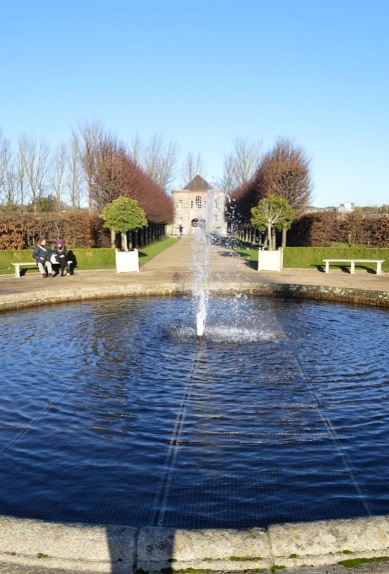 The Formal Garden, Dublin, Ireland