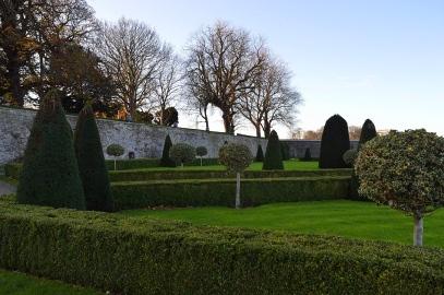 The Formal Garden, Dublin, Ireland