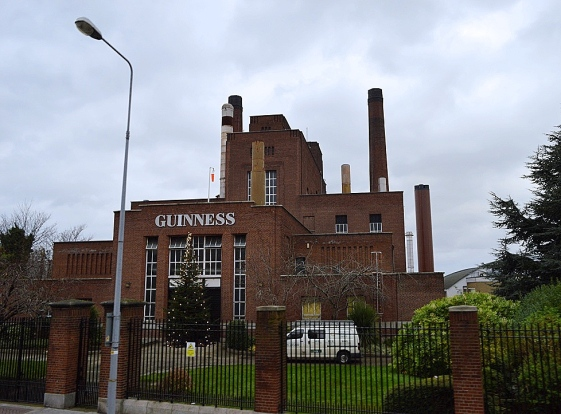 The Guinness Factory, Dublin, Ireland