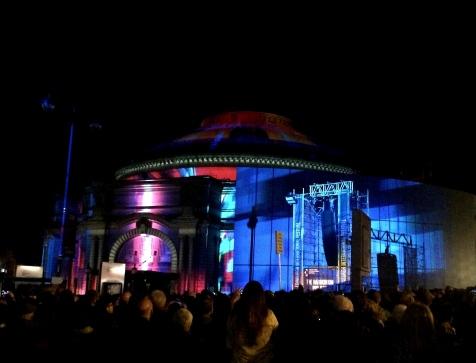 The Harmonium Project, Usher Hall, Edinburgh, Scotland