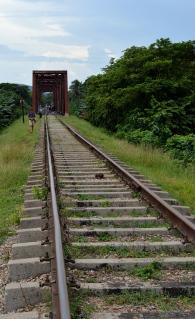 The Rail Bridge of Hacienda Guachinango, Trinidad, Cuba