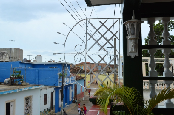 View from Balcony of Sandra y Victor, Trinidad, Cuba