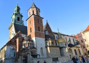 Wawel Castle, Krakow, Poland