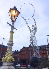 Beacon of Hope, Belfast, Northern Ireland