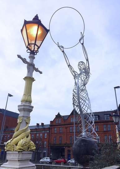 Beacon of Hope, Belfast, Northern Ireland
