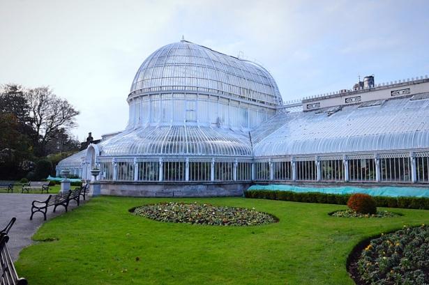 Belfast Botanical Garden Conservatory, Northern Ireland