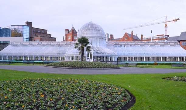 Belfast Botanical Gardens, Northern Ireland