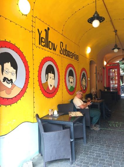 John Lennon Pub, Prague, Czech Republic