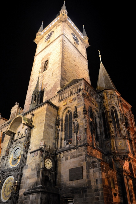 Old Town Hall, Prague, Czech Republic