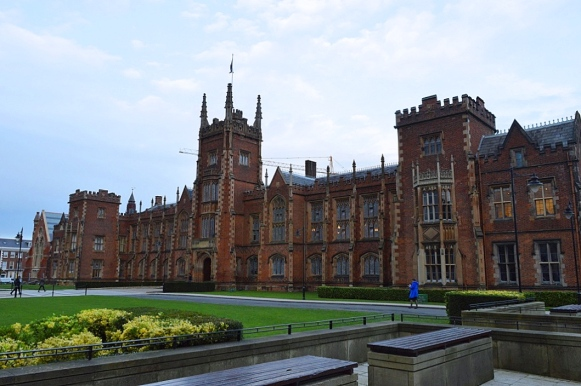 Queen's University Hospital, Belfast, Northern Ireland