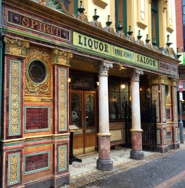 The Crown, Belfast, Northern Ireland